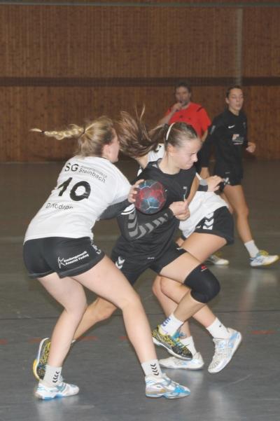 A Mädchen am Spieltag November 2015