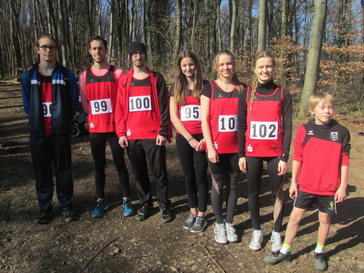 Kreiswaldlaufmeisterschaften 2018
