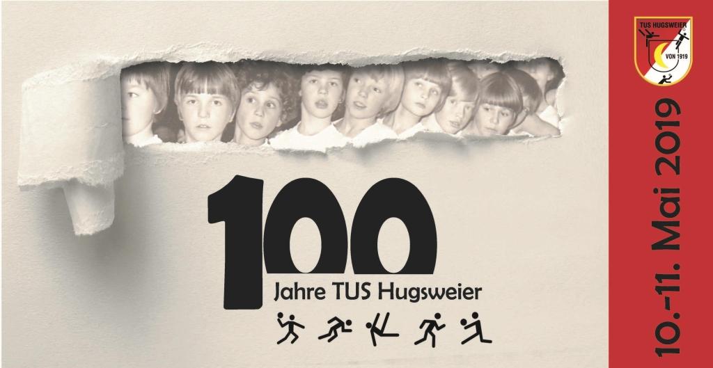 100 Jahre TUS-Husgsweier_Flyer_Frontseite